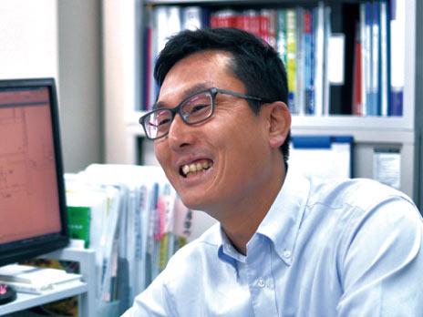 代表取締役 西岡徳人
